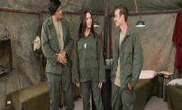 หนังโป๊แนวตลกๆ นายทหารอเมริกา ซื้อตัวกระหรี่สาวจีนมาเย็ดหีที่ค่ายทหาร เป็นงาน หีเนียน เย็ดแตกใส่หน้าคาปาก หนังโป๊ มีเซ็กส์กันจริงๆแนวตลกๆ นายทหารอเมริกา ซื้อตัวกระหรี่สาวจีนมาเย็ดหีสาวที่ค่ายทหาร เป็นงาน หีสาวเนียน เย็ดแตกใส่หน้าคาปาก